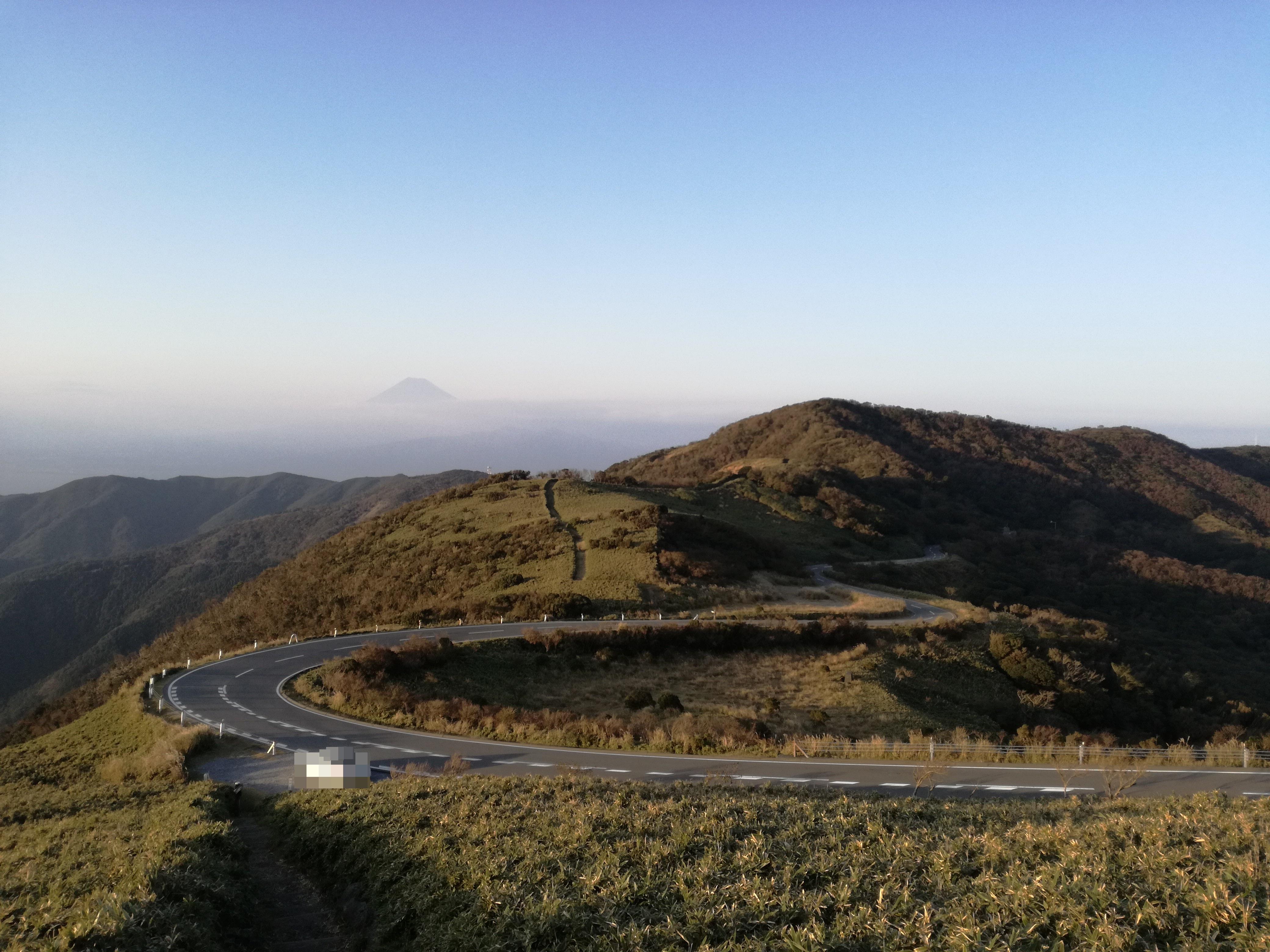 【天空の道】静岡県の絶景ライン【西伊豆スカイライン】