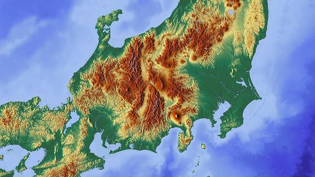 地域 地図