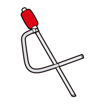 石油(灯油)ポンプ